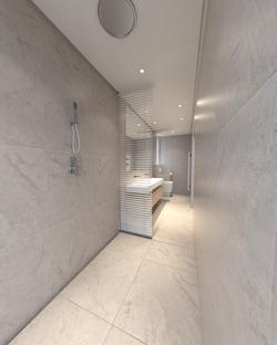Villa Frankrijk - badkamer