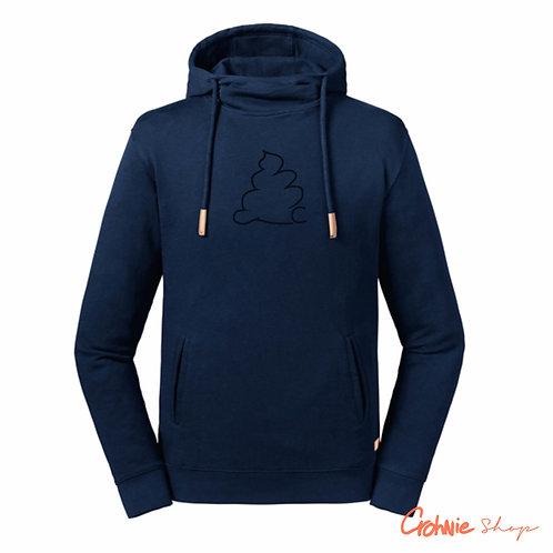 Premium Hoodie (unisex) - Navy Blue