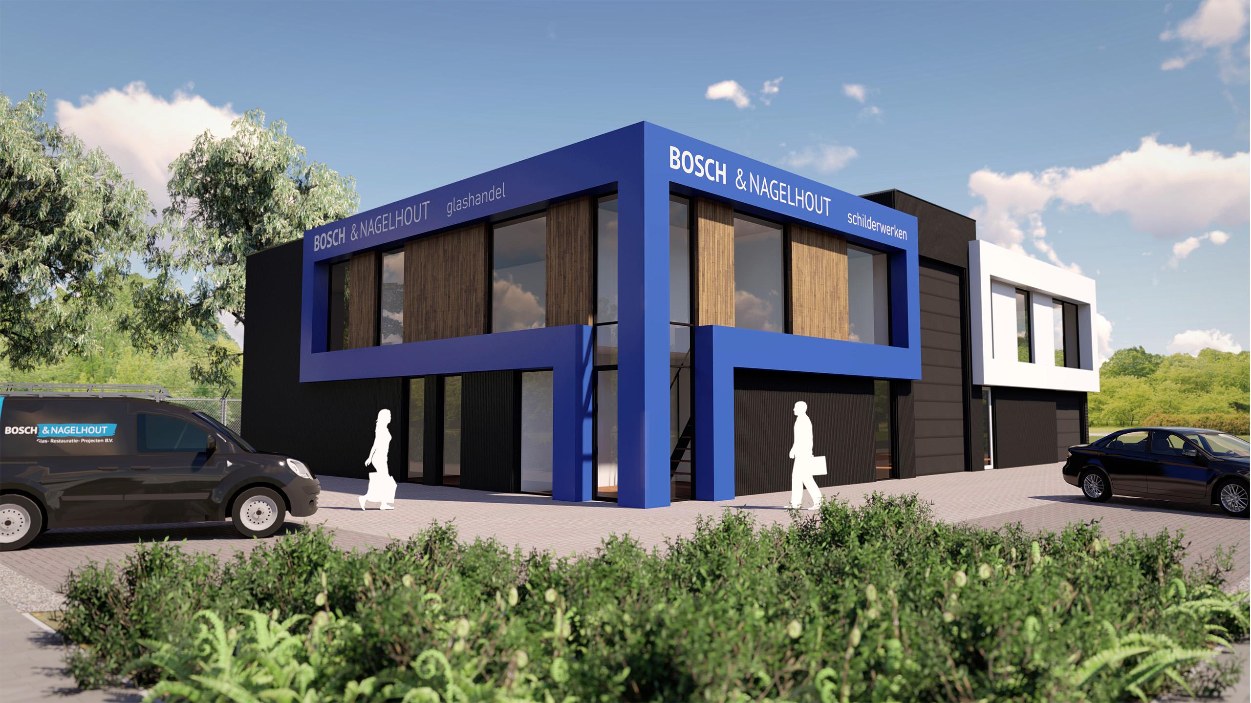 Kantoor Bosch en Nagelhout