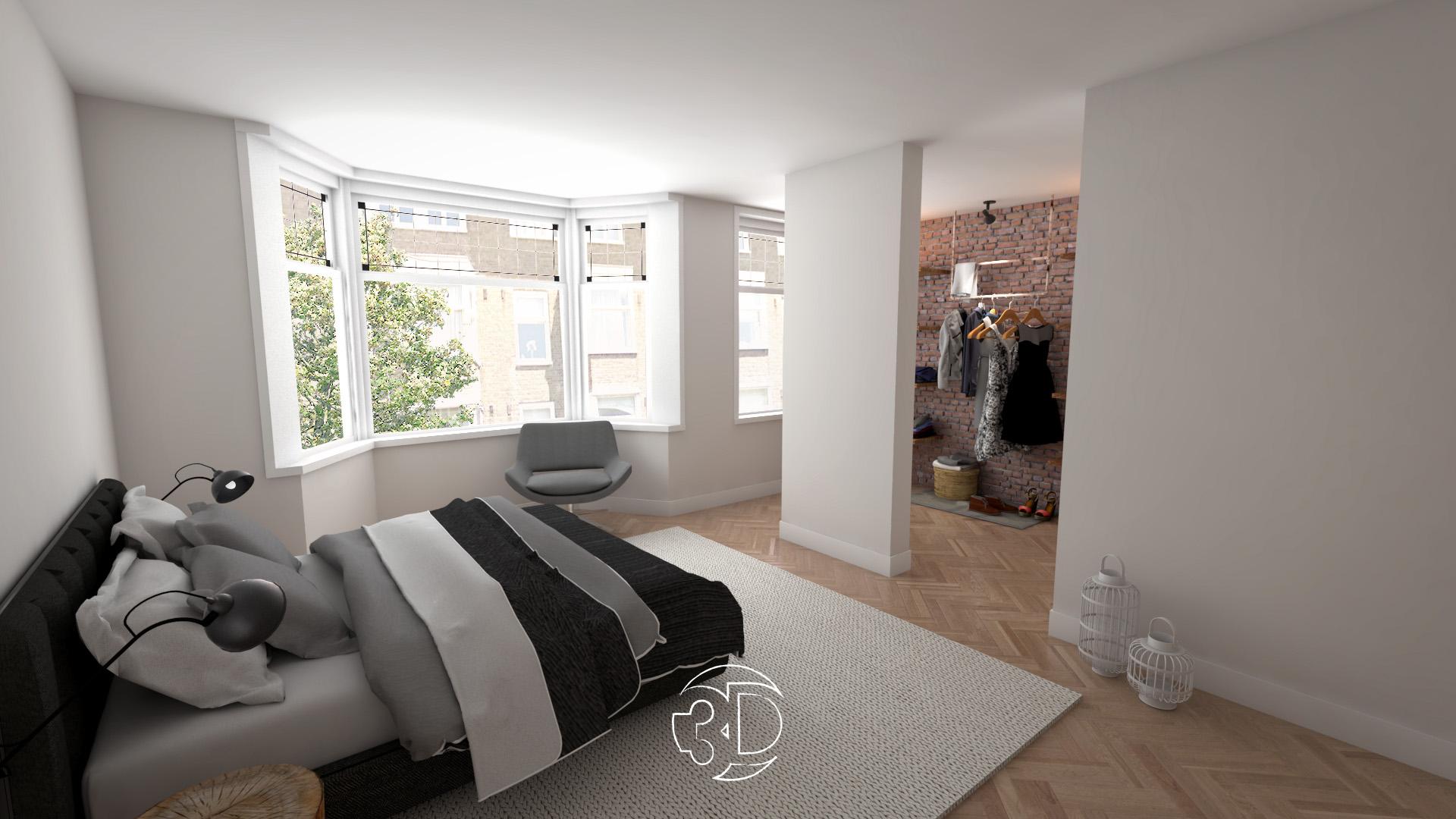Amsterdam - 3D ontwerp, verkoop
