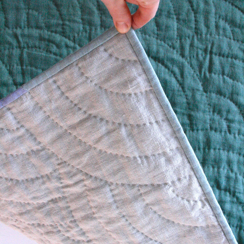 Quilt Making II: Hand Quilting and Finishing