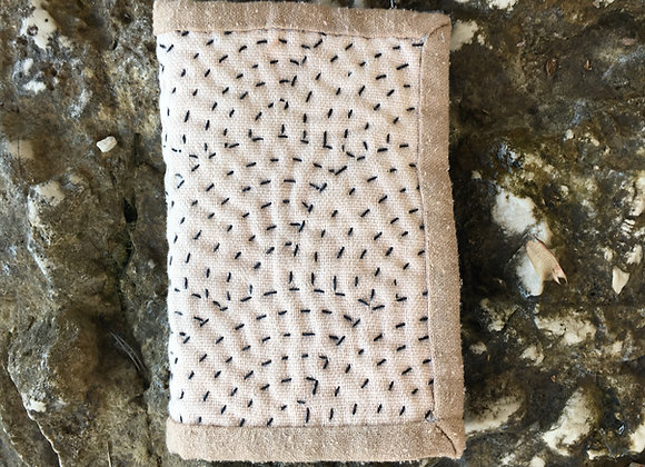 Hand Quilted Needle Book V