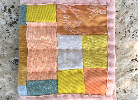 Hand Quilted Needle Book P