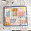 Thumbnail: Coastline I Small Quilted Wall Hanging