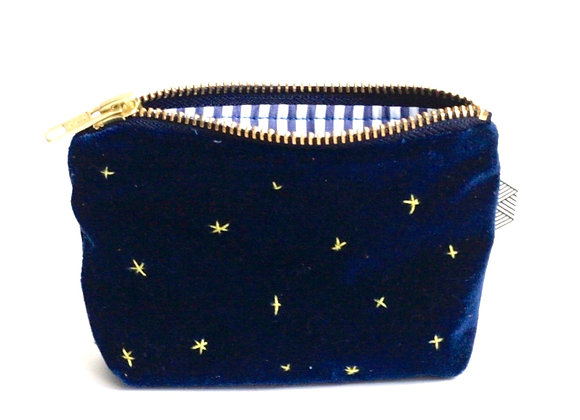Starry Night Coin Purse
