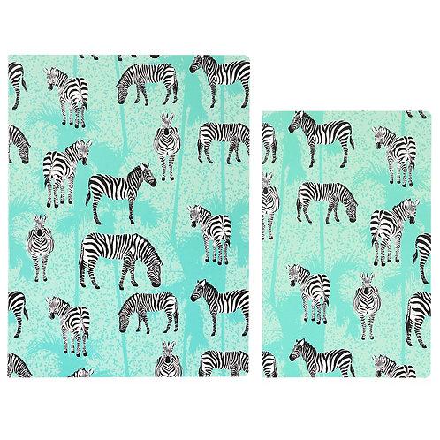 2'li Defter Seti Zebra
