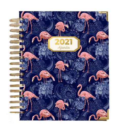 Fulique 2021 Ajandası Flamingo