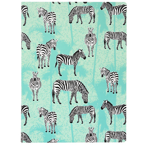 Zebra 19*25 Defter