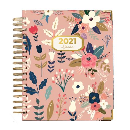 Fulique 2021 Ajandası Blush