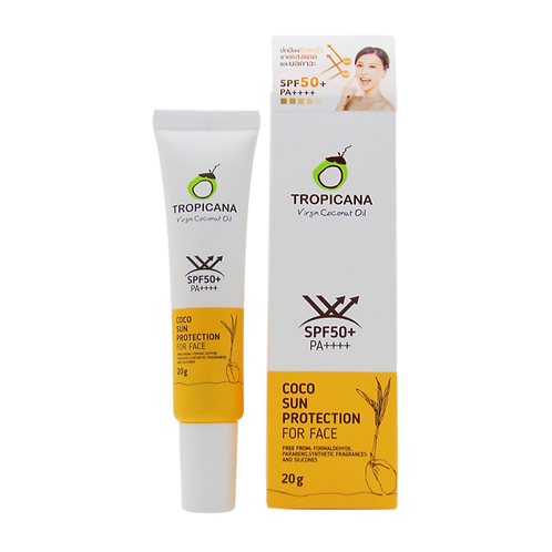 COCO SUN PROTECTION FOR FACE 20 G