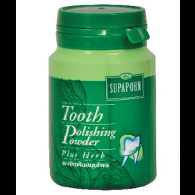 90 grams of herbal polishing powder (bottle) / Tooth Polishing Powder