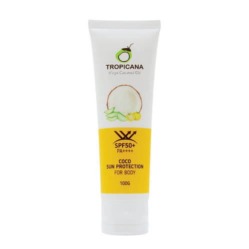 COCO SUN PROTECTION FOR BODY 100 G