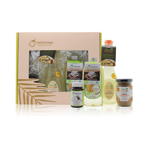 ORGANIC KITCHEN GIFT SET