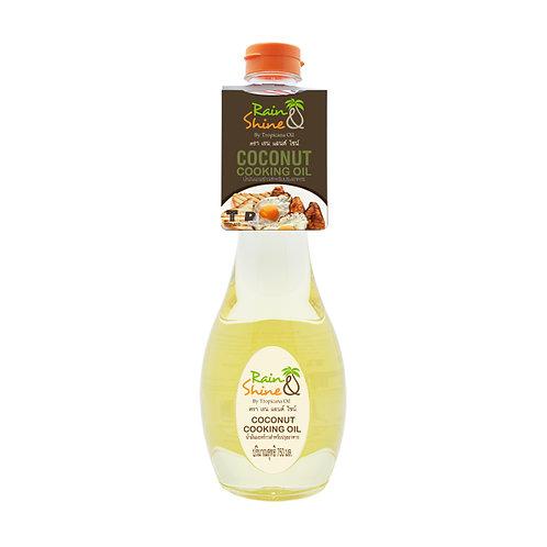 Кокосовое масло для приготовления еды/RAIN & SHINE COCONUT COOKING OIL 750 ML