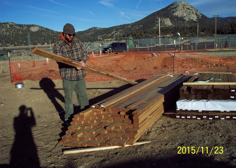 Construction: Nov 2015-May 2016