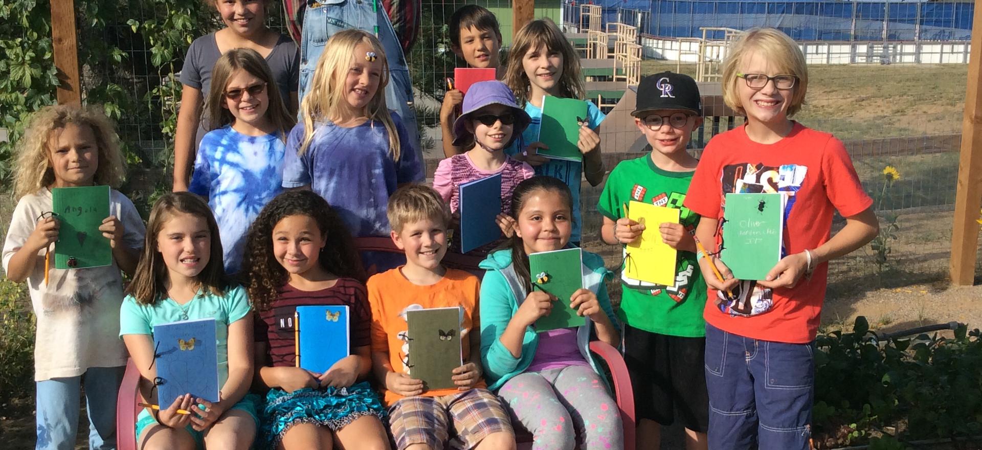 Estes Park Elementary Garden Club