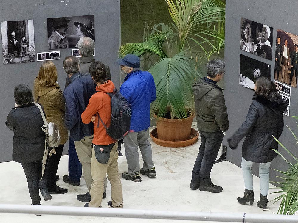 """Exposición """"Fotografías ¡De cine!"""""""