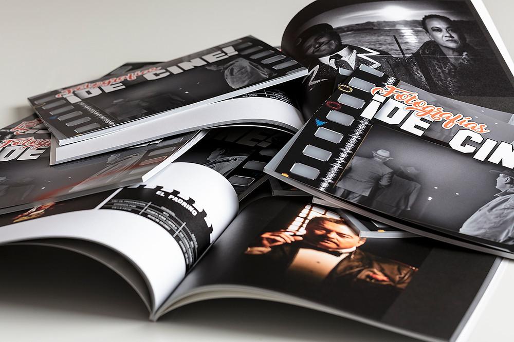"""""""Fotografías ¡De Cine!"""": El libro"""