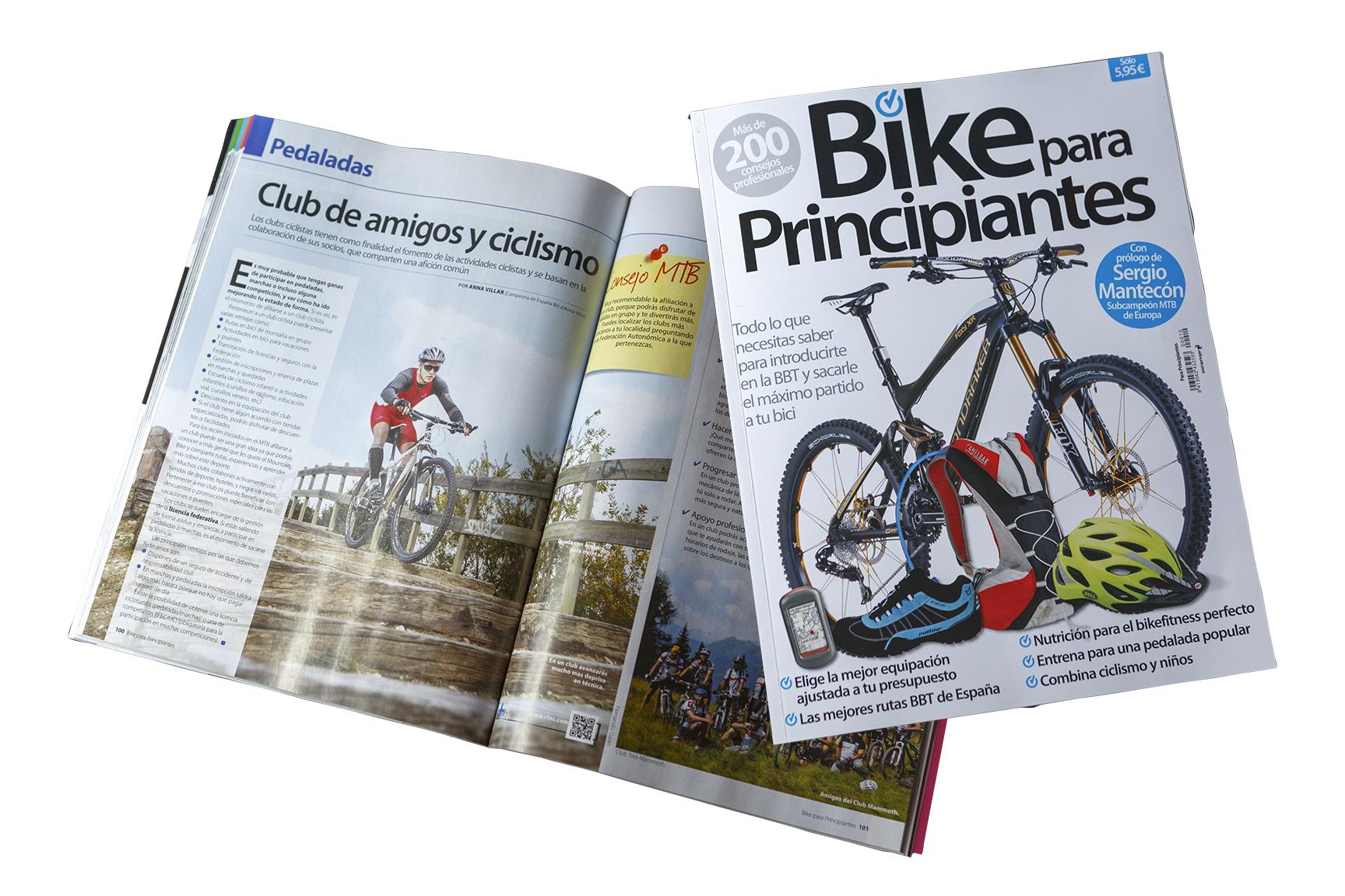 Bike para principiantes
