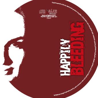 Happily Bleeding. Galleta