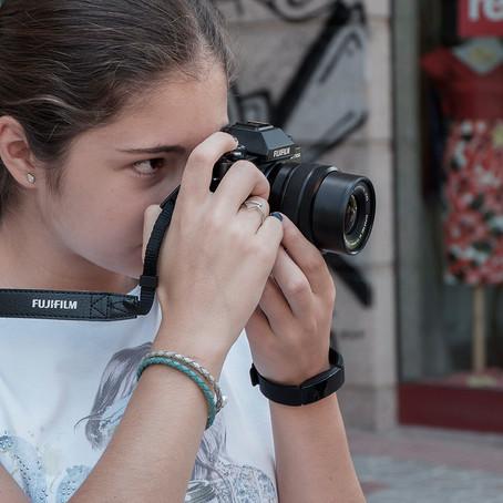 Comenzó el Campamento Fotográfico para Alevines
