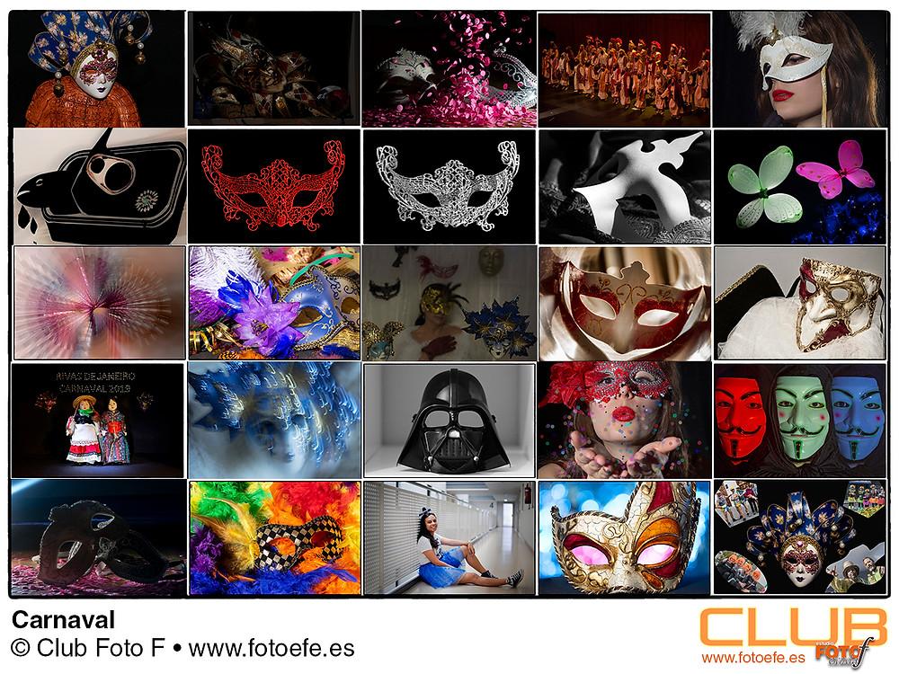 Exposición efímera: Carnaval