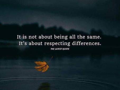 Respectful Regard