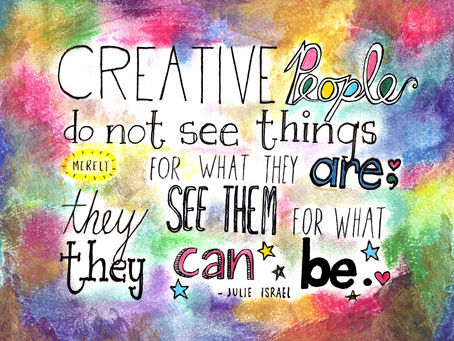 Planting the Seeds of Creativity