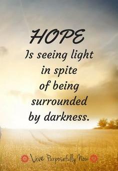The Euphoria of Hope