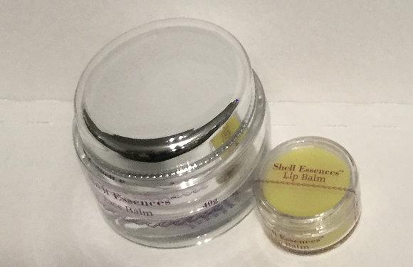 Face Balm & New Natural Lip Balm