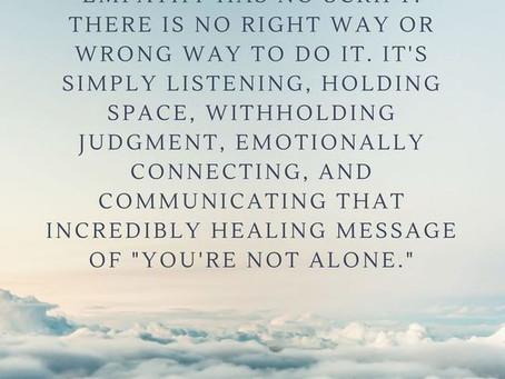 Empathic Compassion