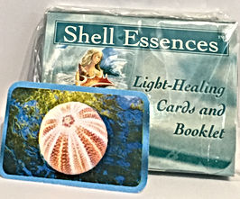 Healing Cards and book