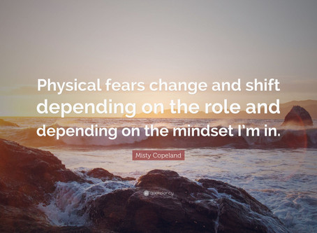 Changing the Mindset of Fear