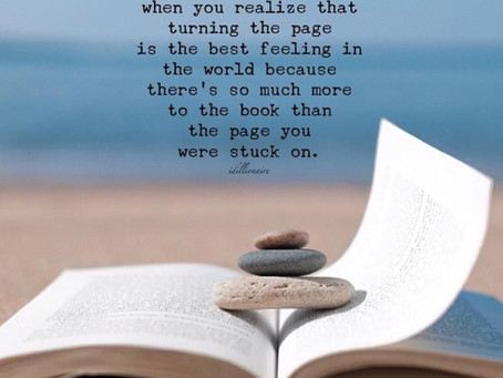 Turning a New Page.
