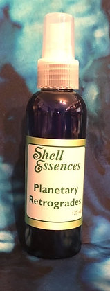Planetary Retrograde spray