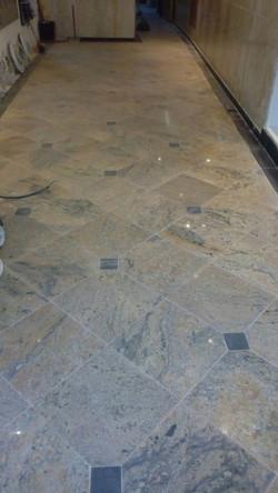 Polimento e Restauração de pisos