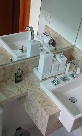 Banheiros Pias Revestimentos