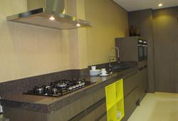 Pia de cozinha em Granito Café Imperial