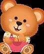 Natufoodies bear