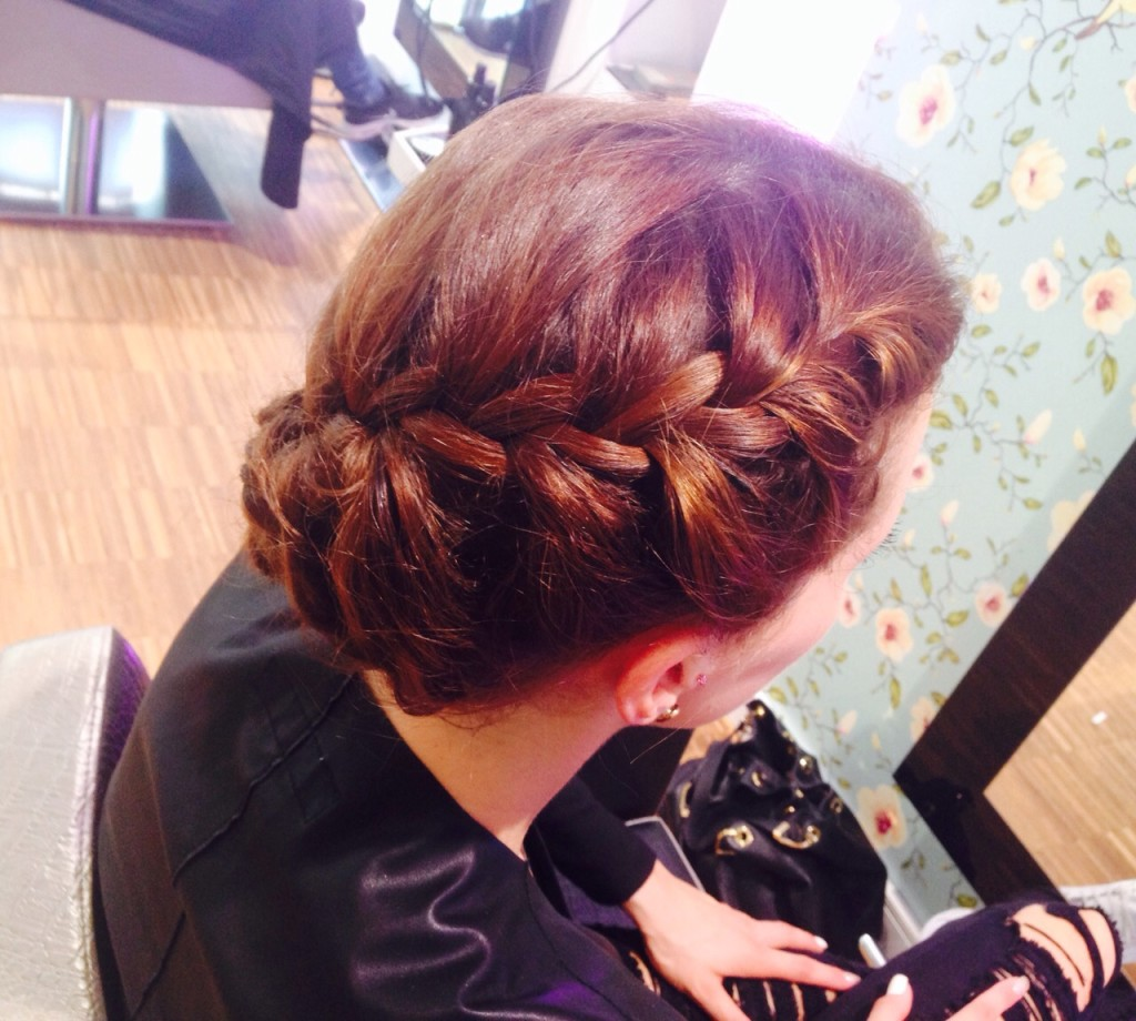 Hochsteckfrisuren Hair Lounge Mainz