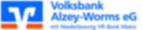 Logo Volksbank Alzey-Worms_4c_mitnl_3zei