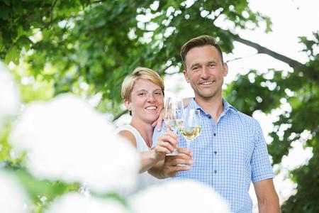 Thilo und Katha Acker | Weingut Acker Martinushof