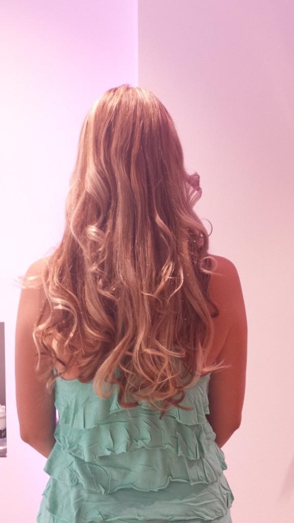 Haarverlängerung Hair Lounge Mainz