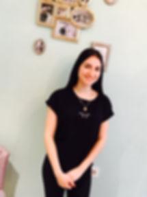 Chiara Auszubildende bei Hair Lounge Mainz
