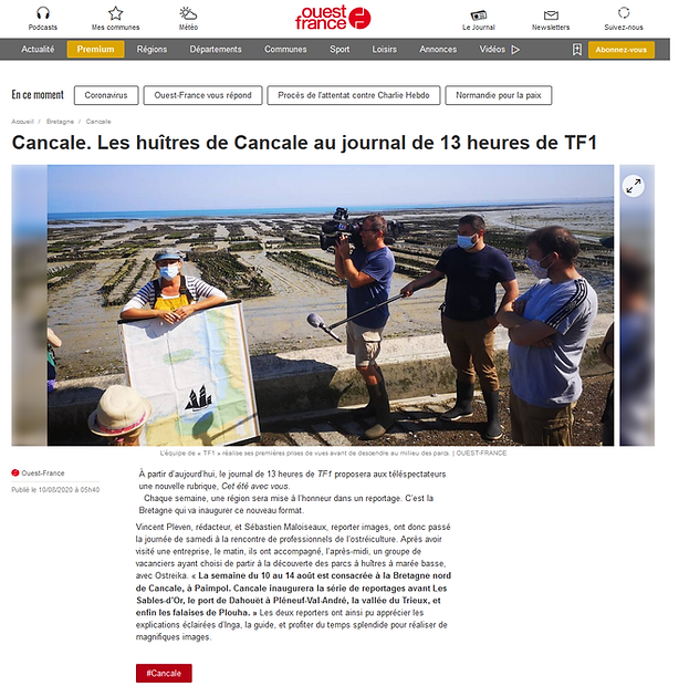article ouestfrance tf1 100820.png