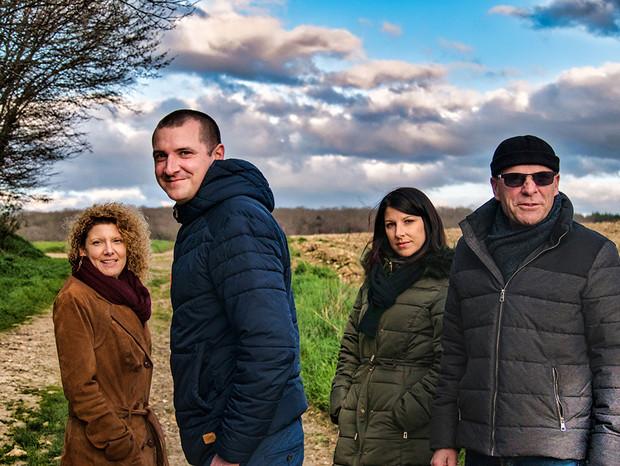 Photographe Evreux shooting exterieur