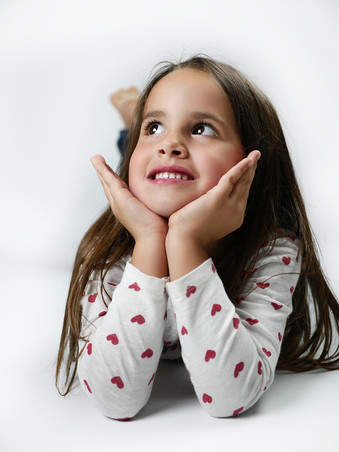Photographe Evreux shooting à domicile enfant