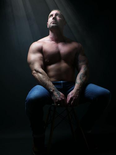 photographe Evreux shooting à domicile pour les hommes