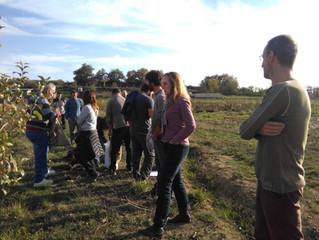 Jornadas de agroecología en Padura                      (17 de octubre)