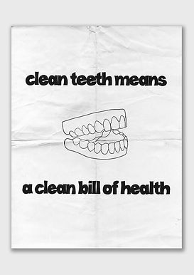 Outlander - Dental Poster